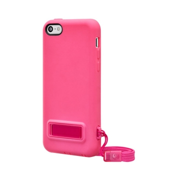 Image of   Apple iPhone 5C SwitchEasy Play Cover - Pink