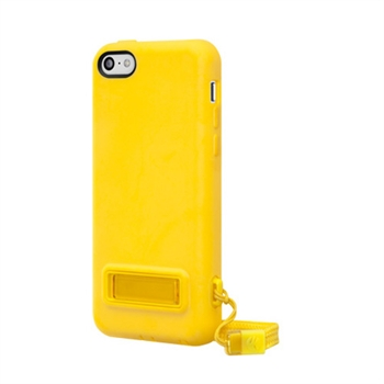 Image of   Apple iPhone 5C SwitchEasy Play Cover - Gul
