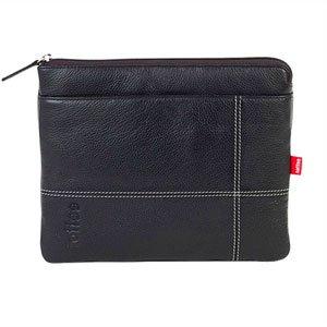 Billede af Tablet taske/etui Pocket Black fra Toffee - sort læder