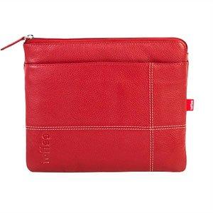 Billede af Tablet taske/etui Pocket Red fra Toffee - rød læder