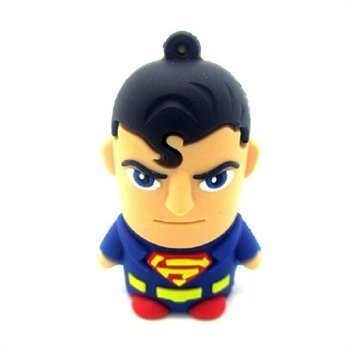 Image of   Super Hero Superman 8GB USB 2.0 Key